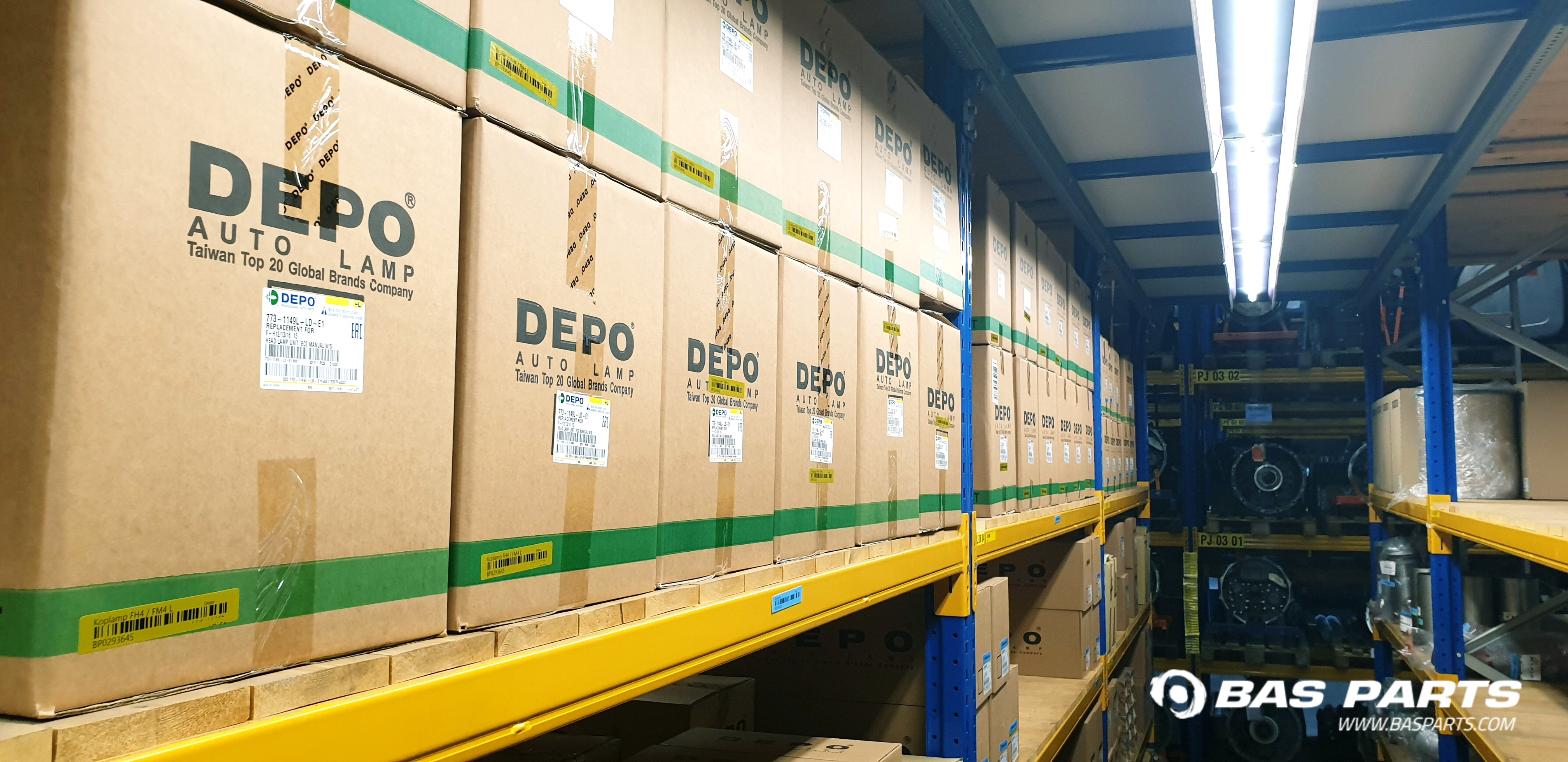 DEPO headlights in stock