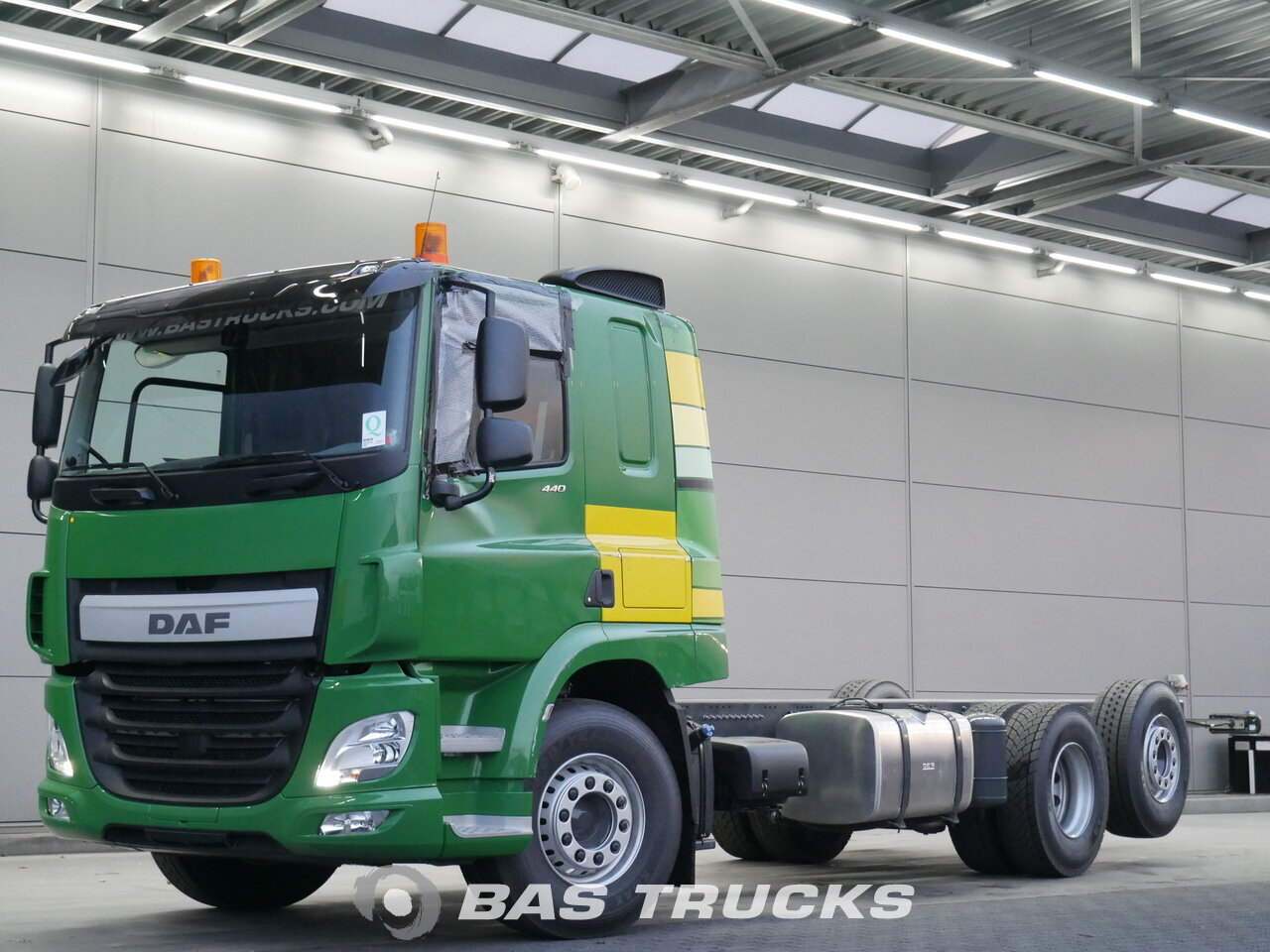 For sale at BAS Parts: DAF CF 440 Unfall Fahrbereit 6X2 New