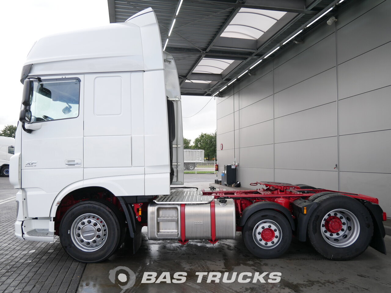 For sale at BAS Parts: DAF XF 480 SSC 6X2 02/2017