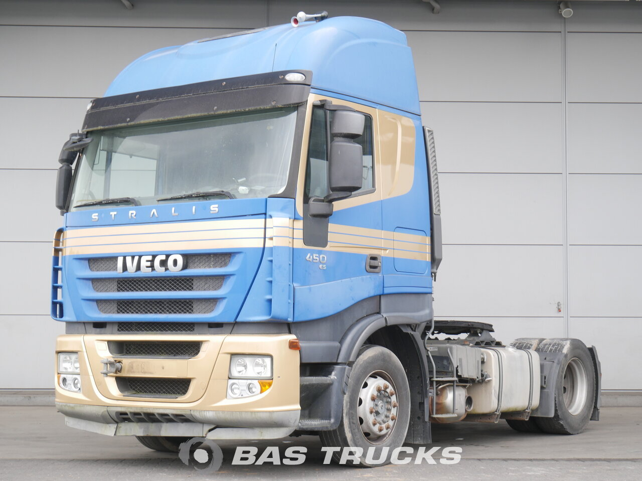 For sale at BAS Parts: IVECO Stralis AS440S45 4X2 01/2008