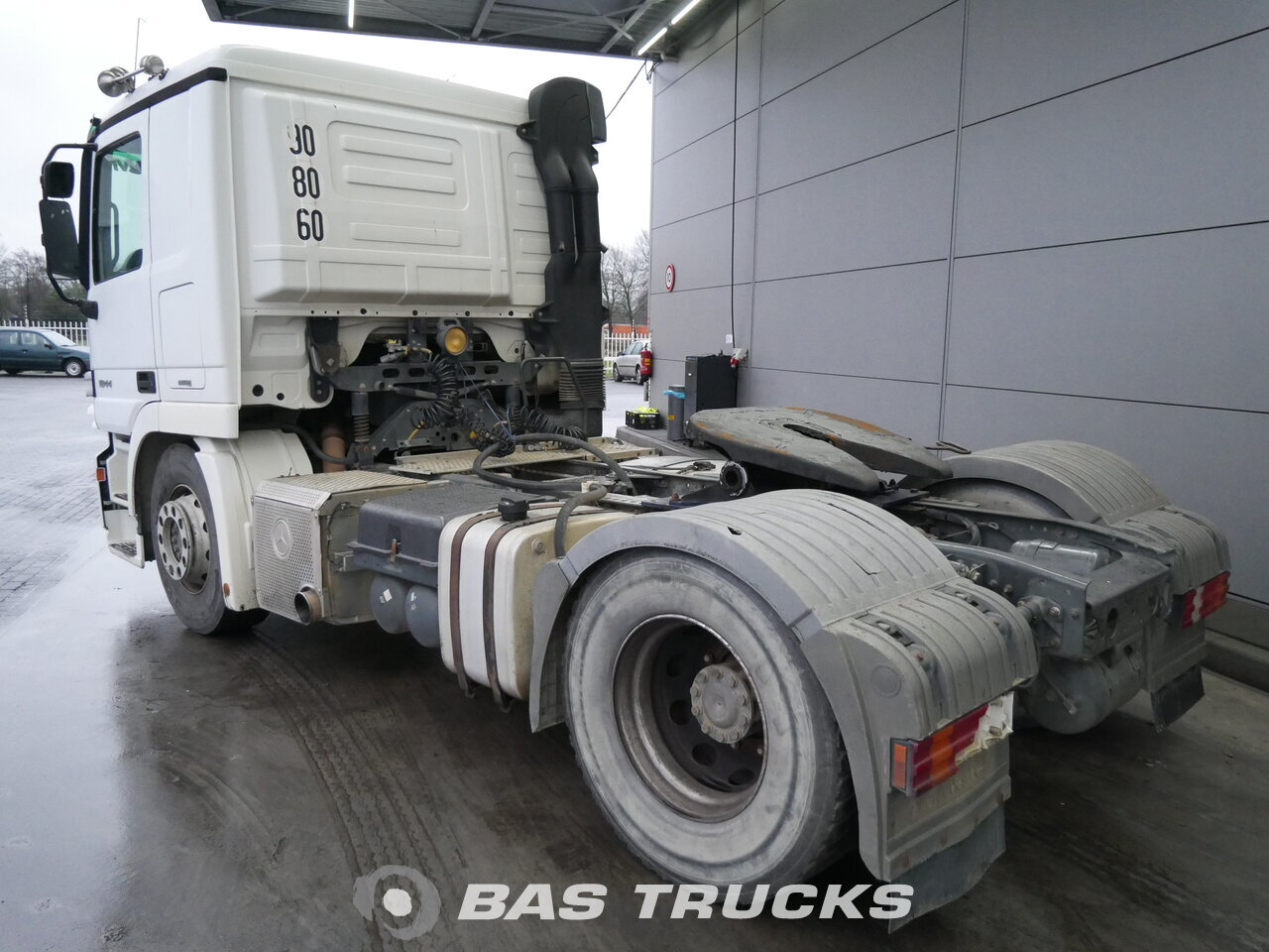 For sale at BAS Parts: Mercedes Actros 1844 LS Motor Schaden 4X2 03/2008