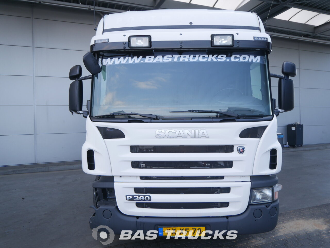 For sale at BAS Parts: Scania 360 4X2 01/2011